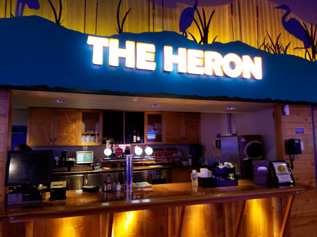 Blue Heron Casino Buffet