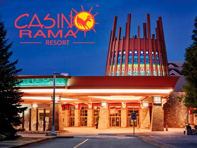 casino rama resort canadaontario